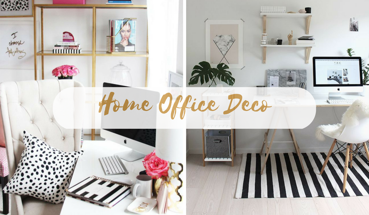 6+1 HOME OFFICE IDEAS | DECO | A Luxury Travel & Lifestyle Blog by ...