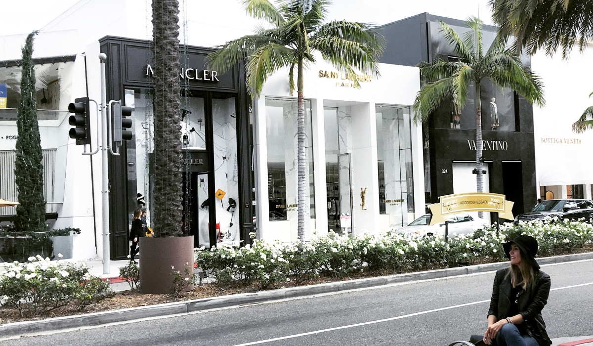 8a90d72191 SHOPPING AT RODEO DRIVE